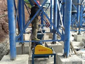 重庆水泥气力输送系统现场【视频+图片】